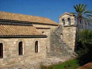 St Andreas Monastery, close to Korallis Villas