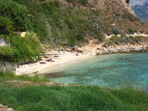 Agios Thomas beach