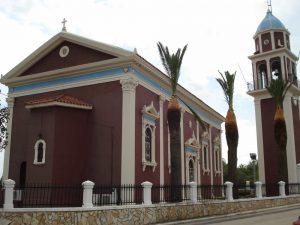 Karavados-church
